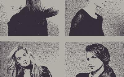 LONG HAIR CAN LOOK FANTASTIC AT ANY AGE