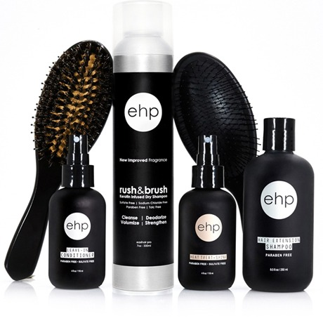 The Ultimate Easihair Pro Human Extensions care kit