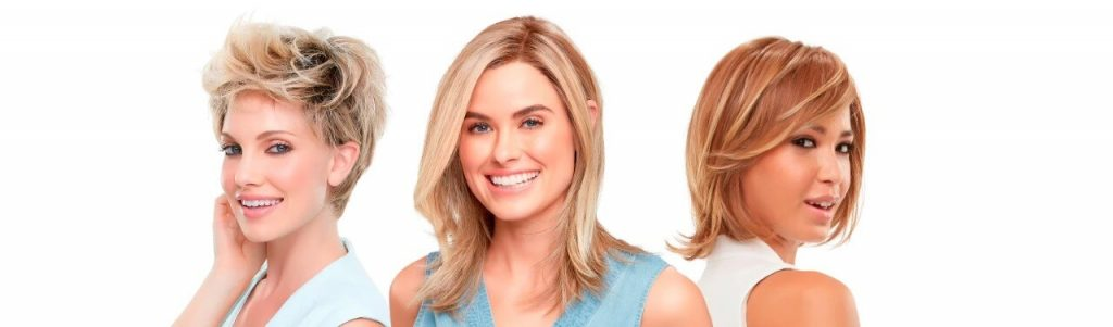 The hair we wear by shannon loves our heat defiant synthetic wigs